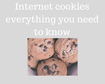 Internet Cookies Everything you need to know