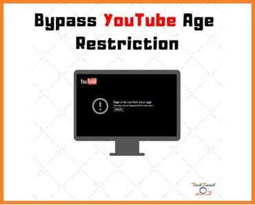 Bypass YouTube Age Restriction